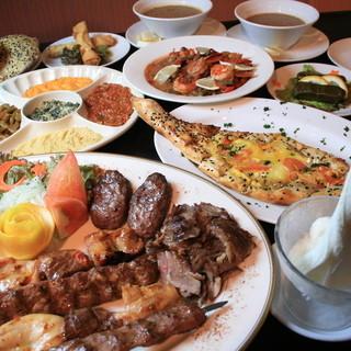 トルコ料理は世界三大料理の一つです!
