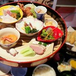 海鮮問屋 海ぼうず - 大名椀御膳(限定5食)2,394円