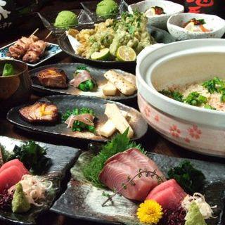 各種宴会にぴったりのコース料理をご用意!!