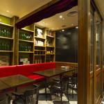 有楽町ワイン倶楽部 - 扉付の完全個室は5~6名様、10~12名様と多彩にご用意