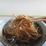 小もろ - 麺リフト