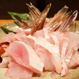 明石浦の昼網のお魚を!!