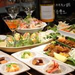 バーンソムデット - 飲み放題付タイ料理5000円コース