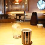 がんこ - お茶と水