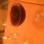 ブラッスリーD - 赤ワインは甘め