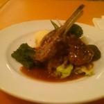 ブラッスリーD - ラムは美味しいし野菜たっぷり