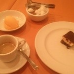 ブラッスリーD - エスプレッソとケーキとシャーベット