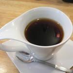 カフェ うりむぅ - ブレンドコーヒー(300円)