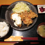 ふくまる - ミックス定食 800円