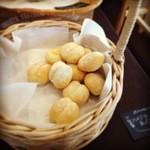 パンコッペ - 素朴な味わいのお食事パン。噛むほどに小麦のいい香り。