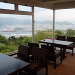 眺めのいいカフェ パ・ノ・ラ・マ -