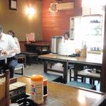 2163414 - 店内も昔ながらの蕎麦屋さんの風情があります。