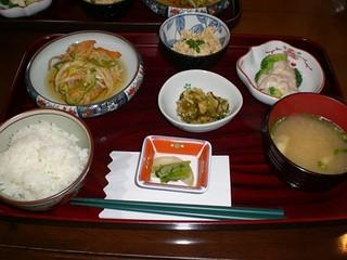 家庭料理 くれそん - 日替わりランチ(780円)