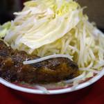 ラッキー食堂 まとや - 料理写真:豚ゴリラー麺~☆