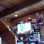 ゆーゆーらーさん - コーヒーがいっぱい並んでます。