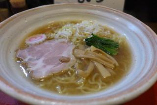 麺屋 むどう - らーめん(700円)