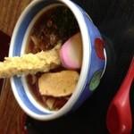 武蔵茶屋 - 小次郎うどん