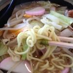 三和食堂 - 中華麺
