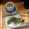 Nagomiyakashin - 料理写真:お通し
