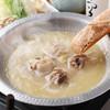 鶏匠 たけはし - 料理写真:鶏ガラを8時間以上炊き上げた、コラーゲンたっぷりの特製「しろ炊き」(水炊き)