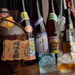 居酒屋 はいばな - 約50種の泡盛をはじめ、泡盛オリジナルカクテルもあり