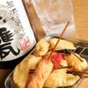 串かつ でんがな - 料理写真:本格焼酎も取りそろえております。お客様の最高の組み合わせの一本を。