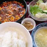 21637583 - 四川麻婆豆腐ランチ