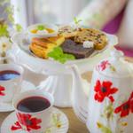 garden kuu CAFÉ - 女子会・ママ会に最適のデザートセット♪