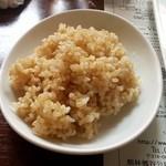 ツカサ - 玄米ご飯
