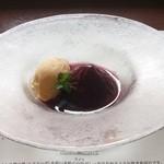 ツカサ - イチジクの赤ワイン煮