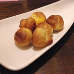 Dining Bar & Cafe  haco - じゃが芋と南京のシュー