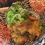 割烹 ゆう介 - 和風ポテトサラダ