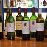 スパルタ - こだわりのワイン