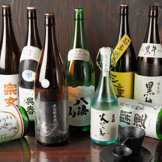 ■□■ 店主オススメの日本酒たち! ■□■