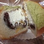 Pao - 大福金時パン