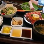 21645541 - 冷麺ランチ