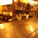 焼きハマグリ新三郎 - レイアウトは、前のお店 そのまま