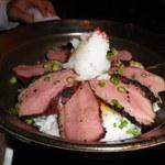 焼きハマグリ新三郎 - 合鴨
