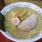 大勝軒 - 料理写真:中華そばの塩