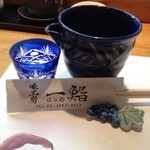 味工房 一鮨 - 日本酒。