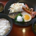 ジョイフル - 幕の内朝定食 499円