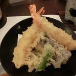 がんこ - 天ぷら盛合せ