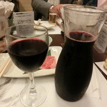 がんこ - グラスワイン、お替わりが面倒なので、デカンタで(´∀`)