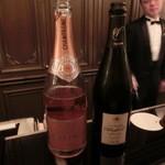 バー クーゲル - 今回のシャンパン