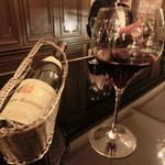 BAR KUGEL - 今回の赤ワイン