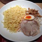 麺屋 千代松 - つけめん(720円)