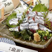 魚寅食堂 - 旬のサンマ