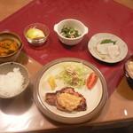 ましゅまろ - 料理写真:夕食です