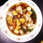 三宝軒 - オススメの酢豚!定食で850円