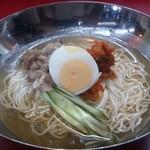 Nishiguchiudon - 大阪鶴橋冷麺
